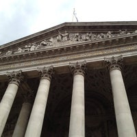 Photo taken at The Royal Exchange by Ekaterina L. on 5/5/2013