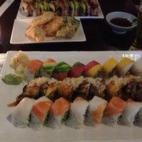 Photo taken at Kyoto Sushi by Maria K. on 5/6/2014