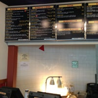 Photo taken at High Tech Burrito by Martin H. on 1/20/2013