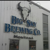 Photo taken at Big Sky Brewing Company by Dan . on 5/4/2013