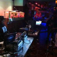 Photo taken at Flavor Lounge NYC by DJ Quality on 4/23/2013