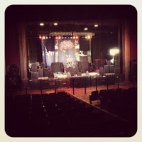 Photo taken at Senator  Theater by Jesse W. on 10/16/2013