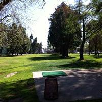Photo taken at Los Feliz Municipal Golf Course by Pete L. on 3/13/2013