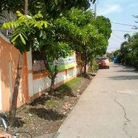 Photo taken at Taman wisma asri by Riha Rahmatika S. on 1/19/2013