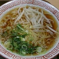 Photo taken at 京都ラーメン春陽堂 つかしん店 by Izumi T. on 3/17/2014