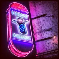 Photo taken at Voodoo Doughnut by Bernie G. on 7/4/2013