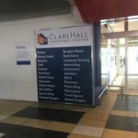 Photo taken at Clare Hall Shopping Centre by Kim L. on 9/2/2016