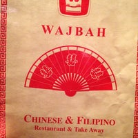 Photo taken at Wajbah Restaurant by May Anne D. on 12/7/2012