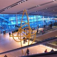 Photo taken at Terminal 2 by Ann A. on 4/5/2013