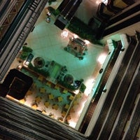 Photo taken at Embassy Suites by Hilton Indianapolis Downtown by Matt M. on 11/25/2012