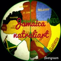 Photo taken at Natraliart Jamaican Restaurant by Ana M. on 6/30/2013