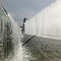 Photo taken at Московская площадь by Alexandr C. on 7/5/2013