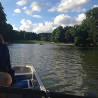 Photo taken at Boat La Cambre by Alex S. on 8/11/2013