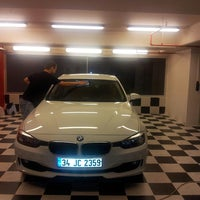 Photo taken at Car Wax Brandium by Can T. on 8/9/2013