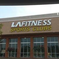 Photo taken at LA Fitness by Talona H. on 9/17/2013