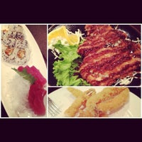 Photo taken at Osaka Japanese Steak And Sushi by Jill R. on 10/31/2012