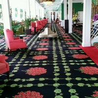 Photo taken at Grand Hotel Parlor by Holli L. on 10/13/2016