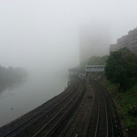 Photo taken at Metro North - Marble Hill Train Station by Emmanuel D S. on 5/20/2013