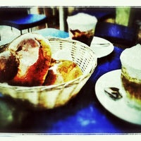 Photo taken at Bar Gelateria Pasticceria Parisi by @trozzula86 on 8/2/2013
