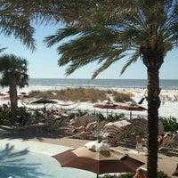 Photo taken at Sandpearl Resort by Juan on 11/22/2012