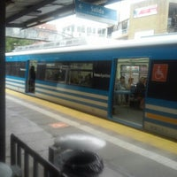 Photo taken at Estación La Lucila [Línea Mitre] by Luis Antonio B. on 11/23/2015