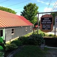 Photo taken at Green Mountain Sugar House by Johanna C. on 6/9/2013
