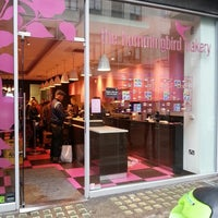 Photo taken at The Hummingbird Bakery by Idil Y. on 5/12/2013