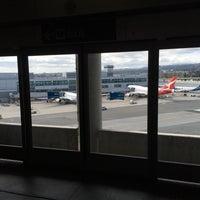 Photo taken at SFO AirTrain Station - Garage A by Yoshihiro on 5/23/2016