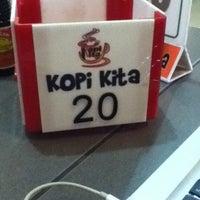 Photo taken at Kopi Kita by adhim r. on 1/3/2014