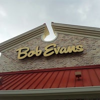 Photo taken at Bob Evans Restaurant by Pat F. on 4/18/2013