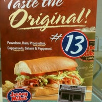 Photo taken at Jersey Mike's Subs by Pat F. on 2/3/2013