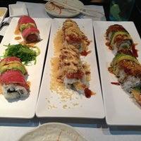 Photo taken at Hara Sushi by Dunya O. on 3/29/2013