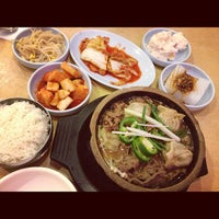 Photo taken at Hodori by Taste It L. on 10/25/2012
