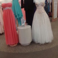 Photo taken at David's Bridal by Tasha D. on 1/19/2014