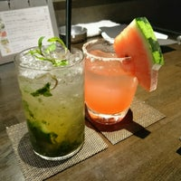 Photo taken at 野菜料理と果物カクテル BAR & DINING JAYCO by Ayumi G. on 8/23/2016