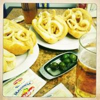Photo taken at Bar La Ideal by Gabriel D. on 11/13/2012