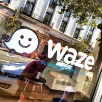 Photo taken at Waze by Breno M. on 10/5/2013