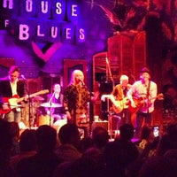 Photo taken at House of Blues New Orleans by OffBeat Magazine M. on 3/14/2013