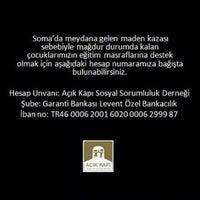 Photo taken at Garanti Bankası by 🚫 on 5/16/2014