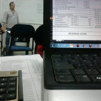 Photo taken at Faculdade Leão Sampaio (FALS) by Zacarias N. on 11/10/2012