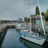 Photo taken at Hiram M. Chittenden Locks by Samson N. on 8/8/2013