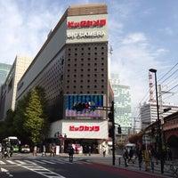 Photo taken at Bic Camera by Kunikazu K. on 11/22/2012