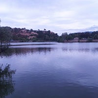 Photo taken at Almaden Lake Park by Dmytro on 6/23/2013