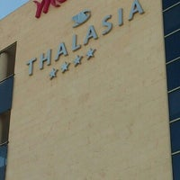 Photo taken at Hotel Thalasia Costa de Murcia by Ana S. on 1/4/2013