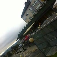 Photo taken at Hotel Habakuk Maribor by TamaRa T. on 10/16/2012