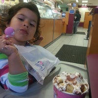 Photo taken at Dunkin' Donuts by Tiffany A. on 8/12/2014