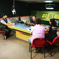 Photo taken at Radiogrupo by Miguel R. on 10/2/2015