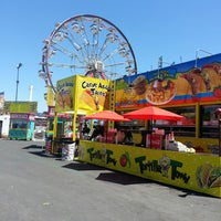Photo taken at Alameda County Fairgrounds by Nicole Y. on 6/20/2013