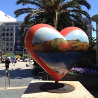 Photo taken at Union Square by Anna N. on 6/16/2013