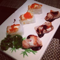 Photo taken at São Paulo - Tokyo Sushibar by Carol M. on 3/15/2013